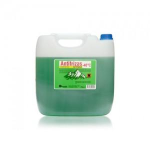 Aušinimo skystis Danushis (antifrizas -40C) žalias 5kg