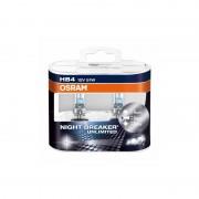 Automobilinė lemputė OSRAM NIGHT BREAKER UNLIMITED HB4 51W 12V P22D
