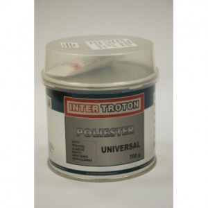 Glaistas universalus 700gr. Intertroton