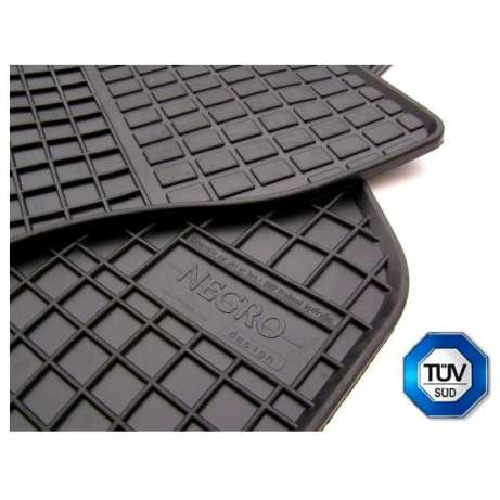 Guminiai kilimėliai NEGRO BMW 5 F10 F11 (2013-..)2
