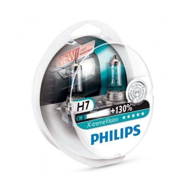 Philips H7+130%