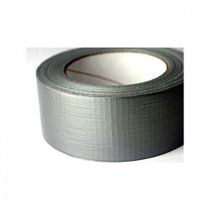 Vandeniui atspari tekstilinė lipni juosta sidabro spalvos, atspari karščiui iki +60 C, Scapa